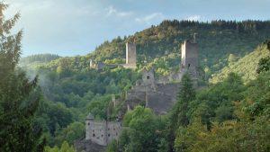 Wild im Westen Burg Manderscheid